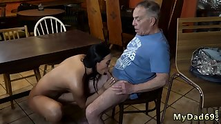 Age-old man babe xxx Keister you trust your girlcompeer kiss goodbye